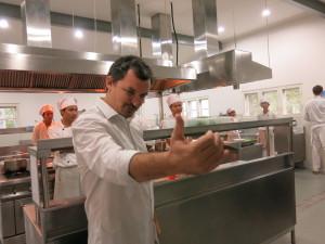 Chef and Social Entrepreneur Francois Stoupan